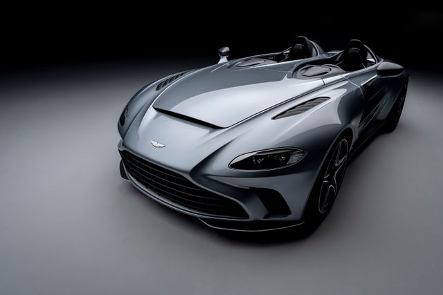 The Aston Martin V12 Speedster Will Destroy Your Face With 690bhp