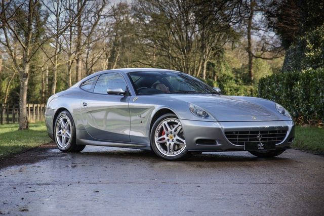 You Can Buy A Ferrari 612 Scaglietti For The Price Of A Cayman