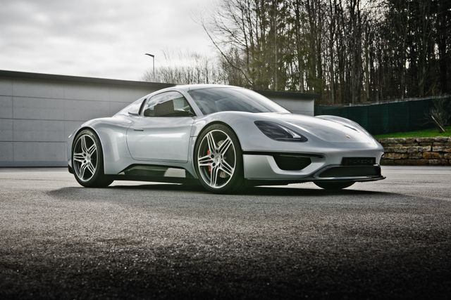 Porsche Reveals 13 Unseen Concepts Including 900kg Sports Car And 919 Street