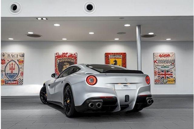 This Ferrari F12 Berlinetta Is A Half Price Bargain At 145 000