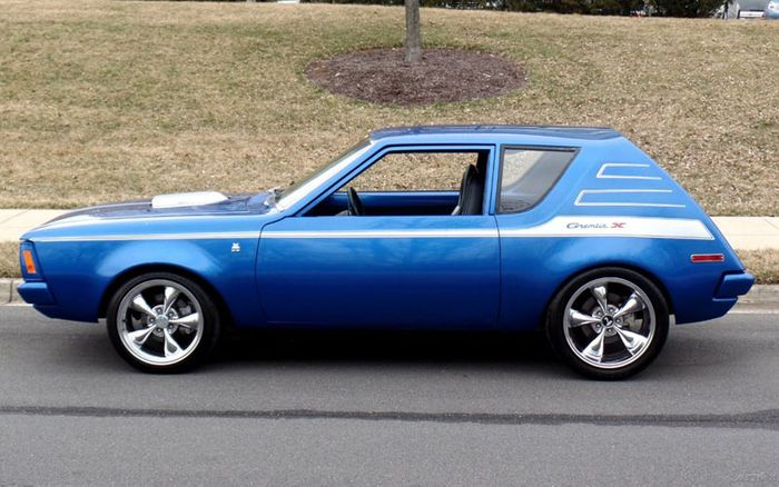 Today S Wtf Ebay Find 300hp 5 9 Litre V8 Amc Gremlin