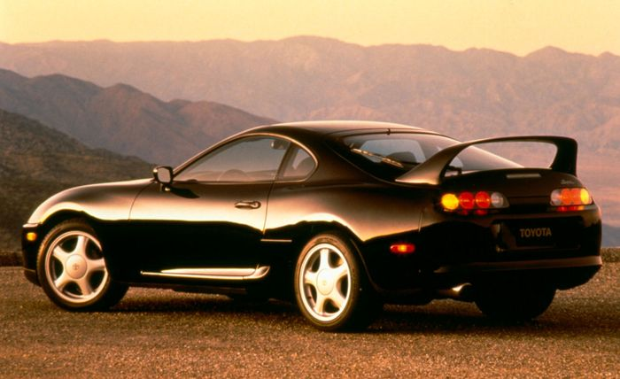 Toyota Supra 9 Discontinued Anese Performance Cars