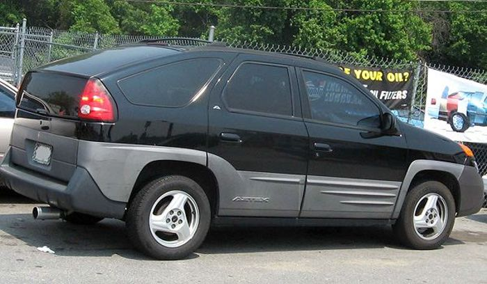 3. Itu0027s Ugly & 10 Reasons Not To Buy A Pontiac Aztek