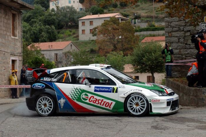 You Could Own This Former Wrc Winning Ford Focus For The Price Of