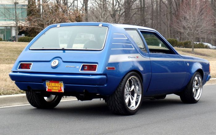 Todays WTF EBay Find Hp Litre V AMC Gremlin - Ebay classic cars