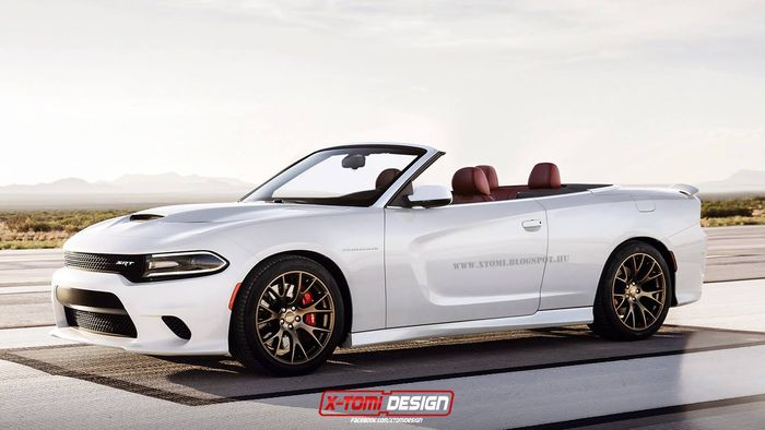 What Do You Think About A Dodge Charger SRT Hellcat