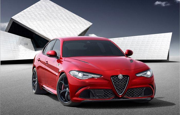 Say Hello To The Alfa Romeo Giulia: RWD, Saucy Curves And Up To 500bhp