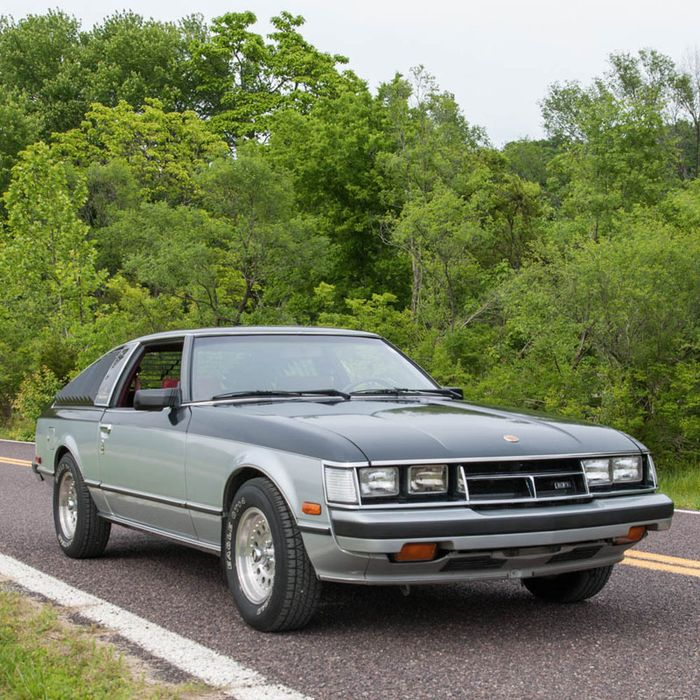 This Vintage 1980 Toyota Celica Supra Is Rare, Beautiful, And ...
