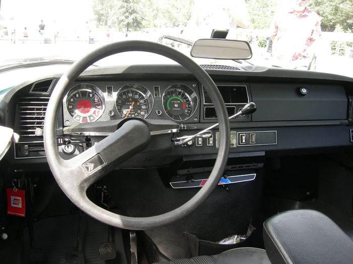 Car With Gt Inside A Ring