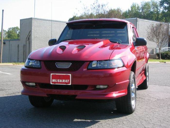 Ford Ranger Jdm : Cars with bonkers front end swaps