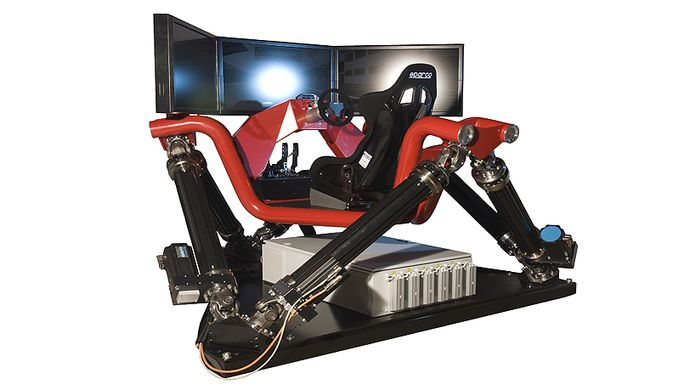 6 Of The World's Most Amazing Racing Simulators