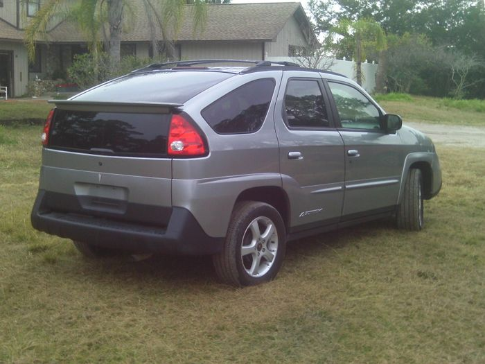 10 reasons not to buy a pontiac aztek. Black Bedroom Furniture Sets. Home Design Ideas