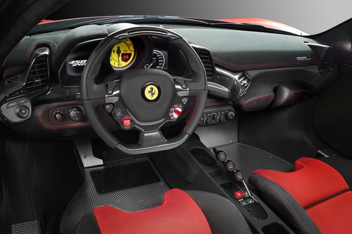 The Coolest Steering Wheels Ever Fitted In Cars