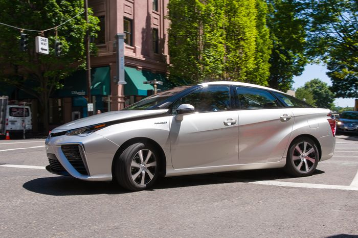Hydrogen Fuel News - Alternative Energy News - Hydrogen