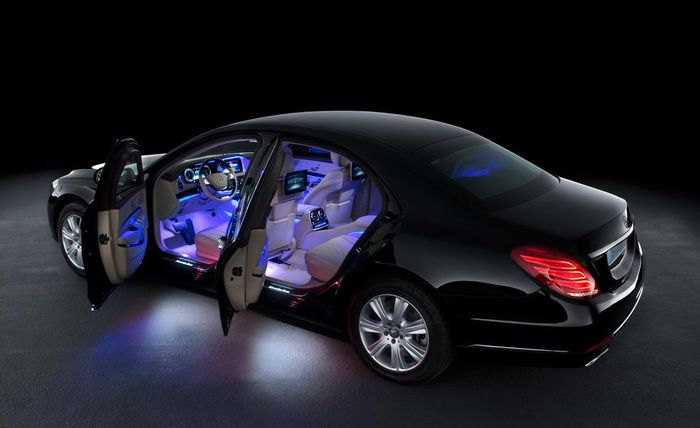 The Best Personal Security Vehicles Out There - 1 million mercedes coolest armoured vehicle ever