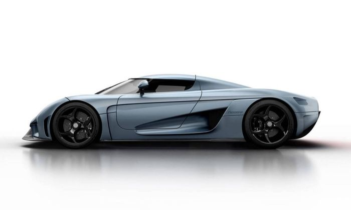 The Mind Boggling Koenigsegg Regera Is A Hybrid Hypercar