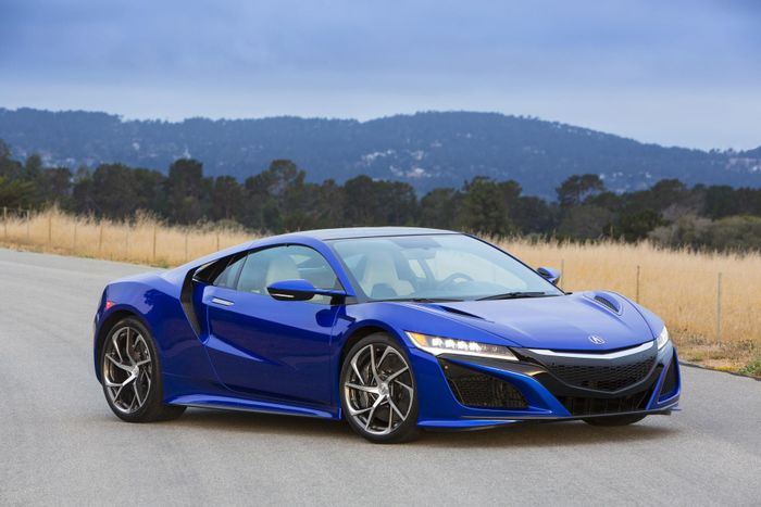 Cars You Could Buy Instead Of The New Acura NSX - Acura nsx for sale cheap