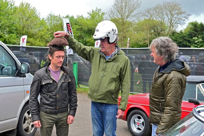 james may and richard hammond have refused to film top gear without jeremy clarkson. Black Bedroom Furniture Sets. Home Design Ideas