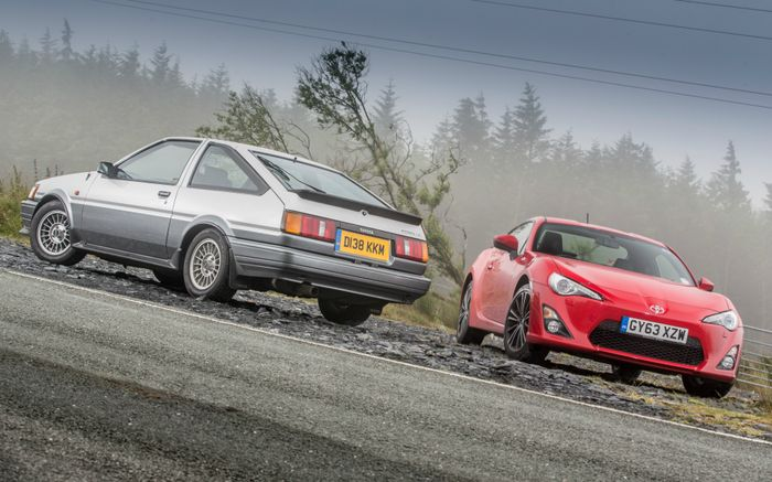 These Stunning AE86 And GT86 Images Are The Perfect Desktop Wallpapers