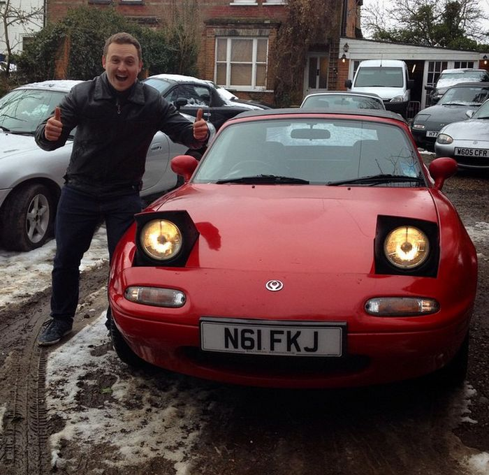 5 Ways New Wheels And Tyres Have Transformed My Mk1 Mazda MX-5