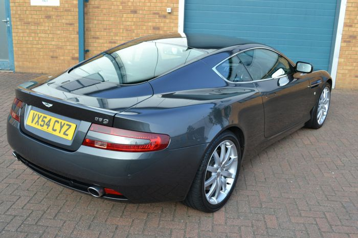 A Used Aston Martin DB Is A Gorgeous V GT From Just K - Aston martin db9 pre owned