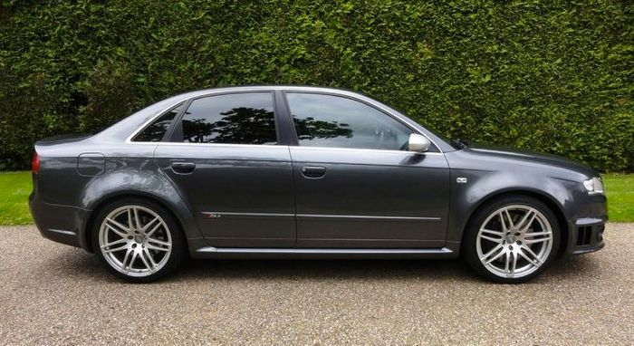 A Used B7 Audi RS4 Is An M3 Crushing Super Saloon With A Ford Fiesta