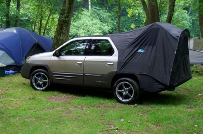 7. Geared For C&ing & 10 Reasons Not To Buy A Pontiac Aztek