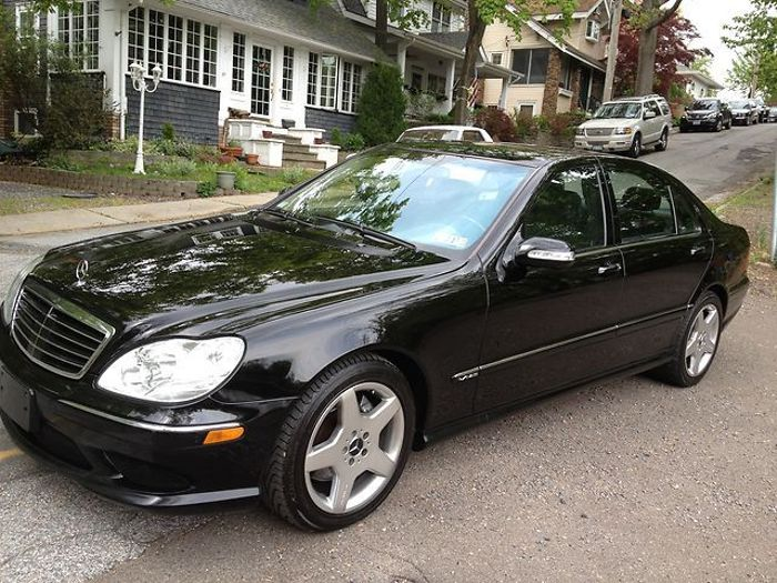 You Could Own This Supercar Slaying V12 Mercedes S600 For ...