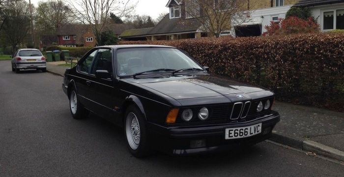An E BMW CSi Is The Coolest Thing You Can Spend On - 635 bmw