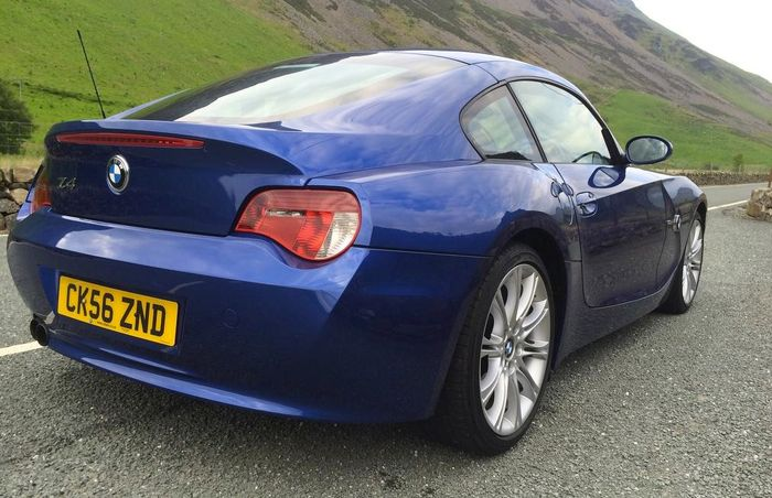This Used BMW Z4 Coupe Is As Good A Drivers Car As You Could Ever