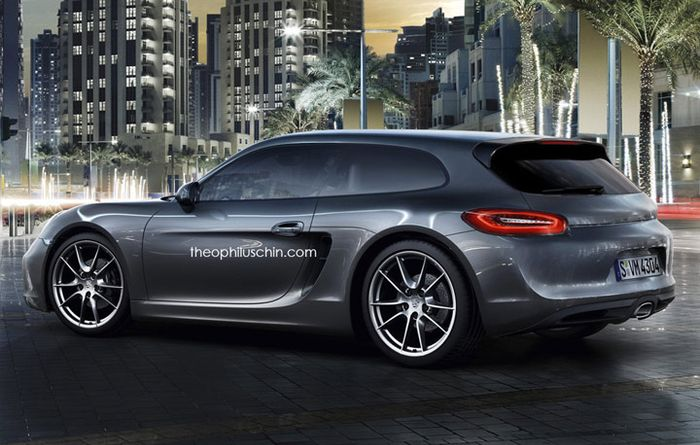 8 Shooting Brake Renders That Ll Make Your Jaws Drop To