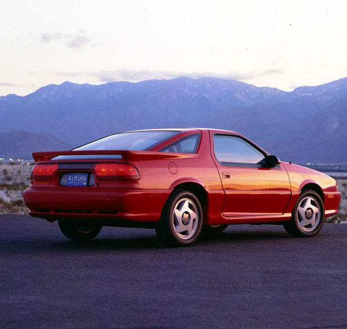 Was The Dodge Stealth The Most 90s Car Of The 90s