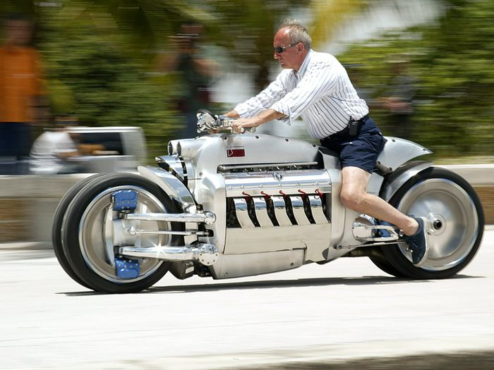 The Best Car Engined Motorcycles In The World