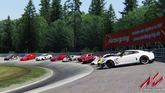 Assetto Corsa S Dream Pack Has Us Falling In Love All Over Again