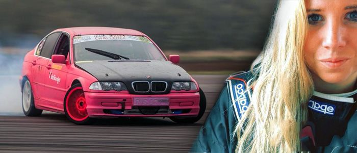 This Pro Drifter Car Girl Uses A 2jz E46 As Her Weapon Of Choice