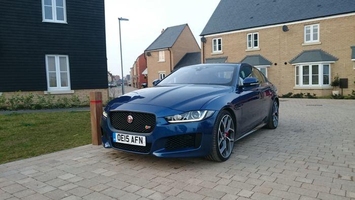 Jaguar xe problems