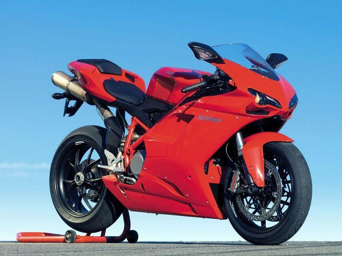 2012 Ducati Superbike 1199 Panigale S | Top Speed