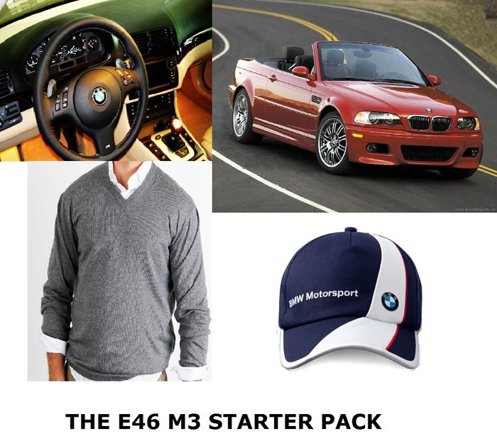 14 Hilarious Starter Packs That Have Every Petrolhead Stereotype Covered