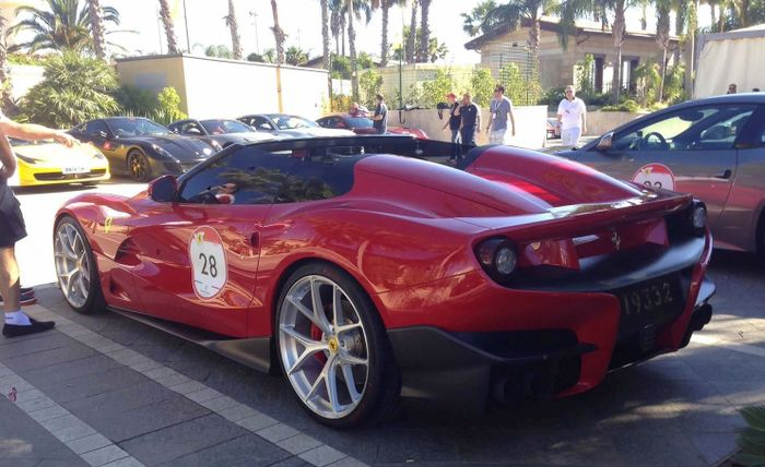The 2 5m Ferrari F12 Trs Is A One Off Supercar You D Happily Sell