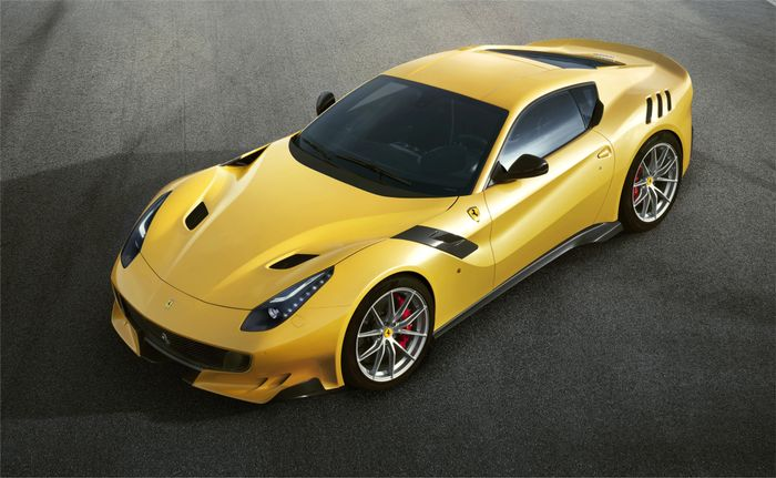 Prepare Yourselves A Load Of Ferrari Hybrids Are Coming