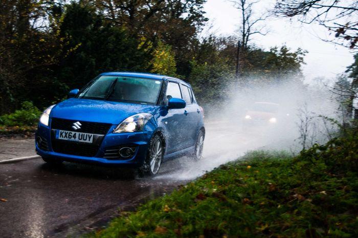 Mini Cooper Vs Seat Ibiza Vs Suzuki Swift Sport: Which Car