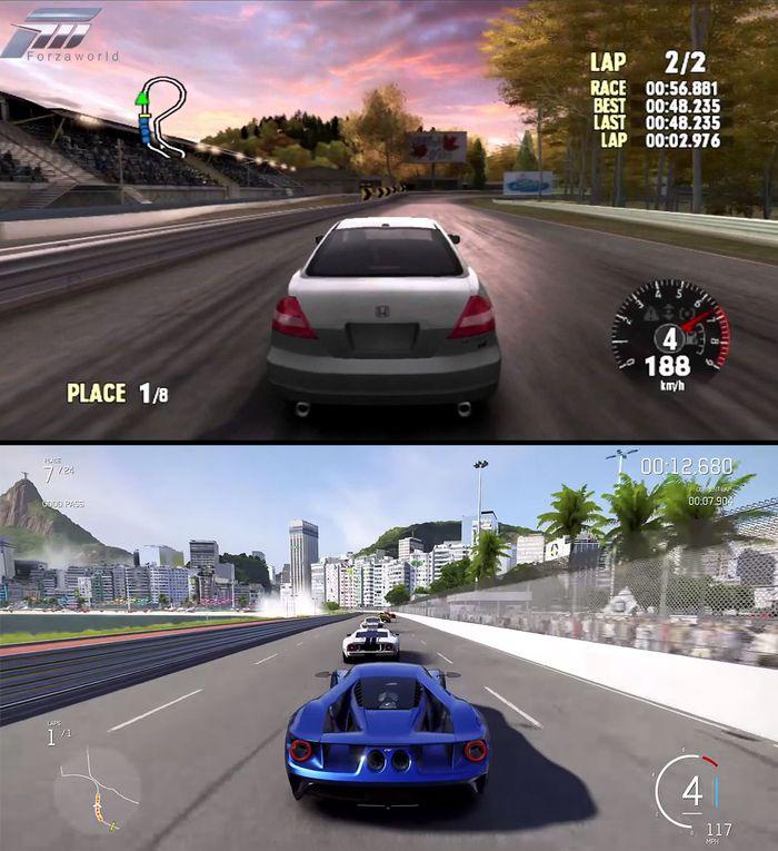 Car Throttle Best Racing Games