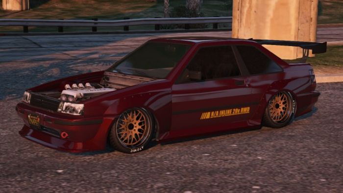 The Coolest Modified GTA Cars Made By You Guys - Cool cars in real life