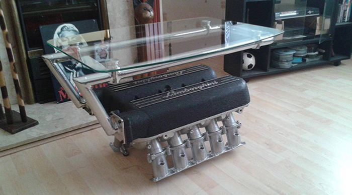 10 coffee tables every petrolhead needs in their house