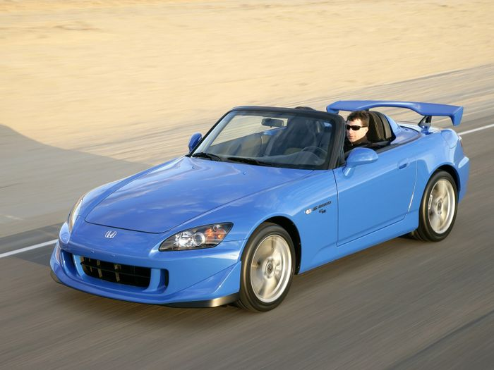 The Cr Was S2000 S Finest Hour