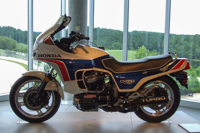 5 Bikes That Embraced Forced Induction From The Factory