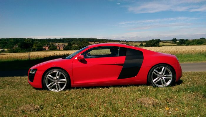 Driving An Audi R8 V8 And V10 Back To Back Taught Me That There Is No Replacement For Displacement