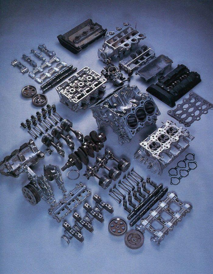 Honda NSX Engine