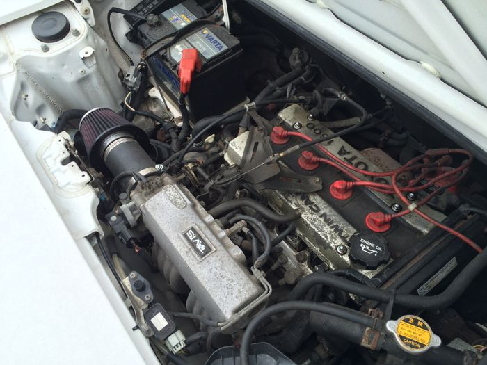The Ultimate Guide To Buying A Toyota Aw11 Mr2 Icon. The Alternator Is Tucked Away Down Here With Dipstick Check For Any Signs Of Advanced Rust Oil A Healthy Colour. Wiring. Engine Wiring Diagram 85 Mr2 At Eloancard.info