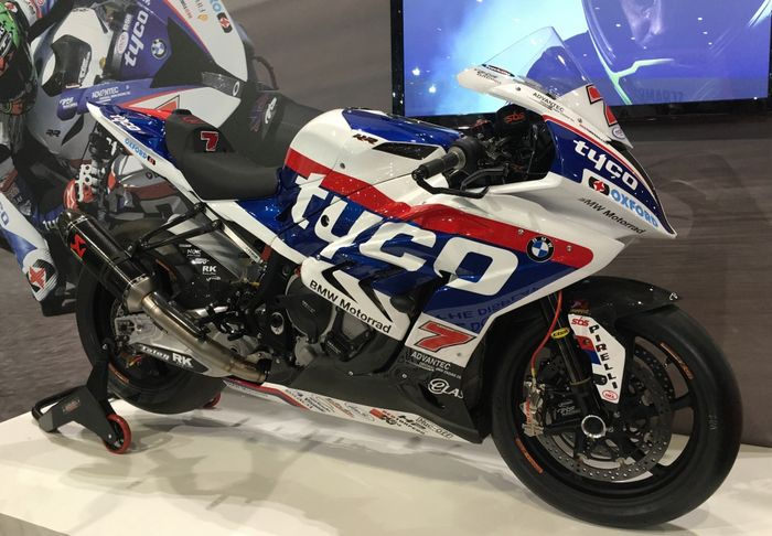 Bmw S1000rr For Sale >> Embrace Your Inner Road Racer With This Official Tyco BMW Replica